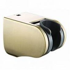 KAISER 0143 Gold Настенный кронштейн для душевой лейки Золото