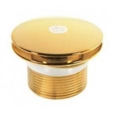 KAISER 8004В Gold Выпуск для ванны Золото (автомат)