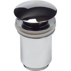 KAISER 8011 Chrome Донный клапан Хром (автомат)