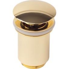 KAISER 8011 Gold Донный клапан Золото (автомат)