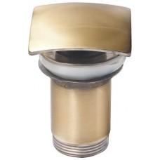 KAISER 8033 Antique Bronze Донный клапан Античная бронза (автомат)