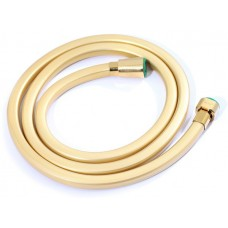 KAISER 0043 Gold Шланг для душа 1,5м Isiflex Золото