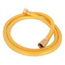 KAISER 0055 Gold Шланг для душа 1,5м  полимерный Золото