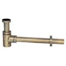 KAISER 958B-An Antique Bronze Сифон для раковины без выпуска Античная бронза