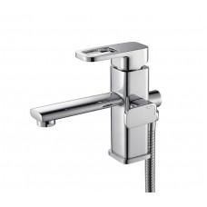 KAISER Sharp 64088 Сhrome Смеситель для биде/раковины с гигиеническим душем Хром