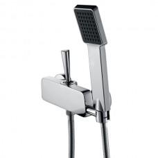 KAISER Vista 65177 Сhrome Смеситель для душевой кабины с душем Хром