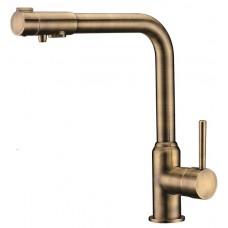 KAISER Teka 13044-3 Bronze Смеситель для кухни под фильтр Бронза