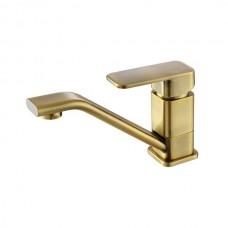 KAISER Sonat 34010-1 Bronze G Смеситель для кухни (15см) Античная бронза