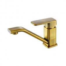 KAISER Sonat 34010-1 Bronze Смеситель для кухни (15см) Бронза