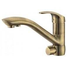 KAISER Venus 39066-3 Bronze Смеситель для кухни под фильтр Бронза
