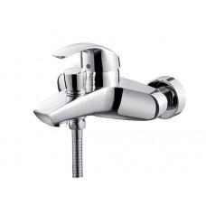 KAISER Nova 23022 Сhrome Смеситель для ванны с душем Хром