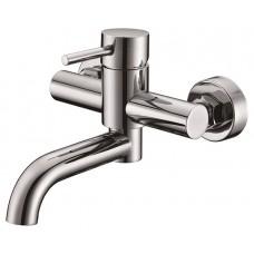 KAISER Merkur 26055 Сhrome Смеситель для ванны с душем Хром