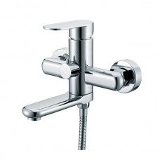 KAISER Arena 33022 Сhrome Смеситель для ванны с душем Хром