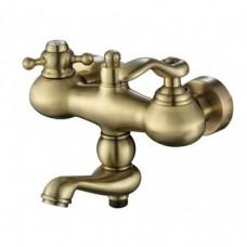 KAISER Logo 47722-1 Bronze Смеситель для ванны Бронза
