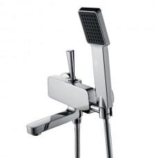 KAISER Vista 65122 Сhrome Смеситель для ванны с душем Хром