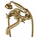 KAISER Cross 41022-1 Bronze Смеситель для ванны с душем Бронза