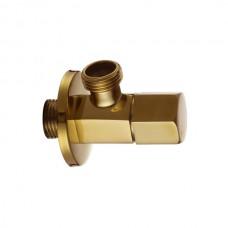 KAISER 255-G Подключение для душевого шланга с краном Золото